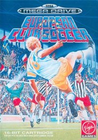 European Club Soccer – фото обложки игры