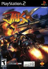 Jak X: Combat Racing – фото обложки игры