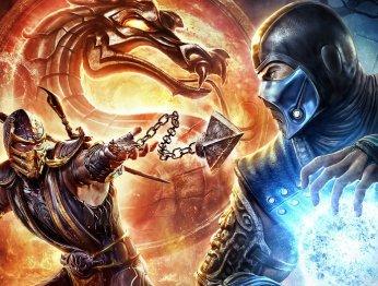 Серия игр Mortal Kombat