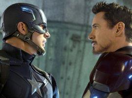 Роберт Дауни-младший изобразил Железного человека и Капитана Америка в виде героев «Истории игрушек»