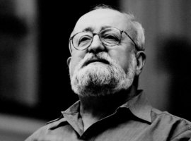 Умер Кшиштоф Пендерецкий. Его музыку вы слышали в «Твин Пиксе» и«Сиянии»