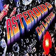 Asteroids: Deluxe – фото обложки игры