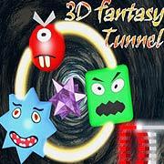 3D Fantasy Tunnel