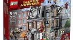 Что мызнаем офильме «Мстители: Война бесконечности» изслитых наборов LEGO. - Изображение 24