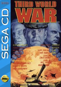 Third World War – фото обложки игры
