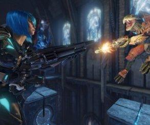 Открыта регистрация назакрытое бета-тестирование Quake Champions