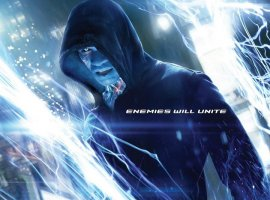 В трейлер нового «Человека-паука» попал синий Джейми Фокс