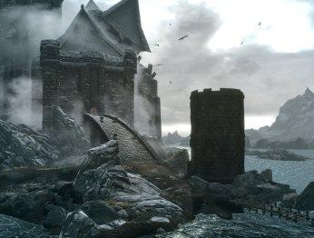 Ночь короче дня: рецензия на TES V: Skyrim - Dawnguard
