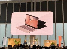Представлен Google Pixelbook Go: скромный прорезиненный ноутбук поцене от41 000 рублей