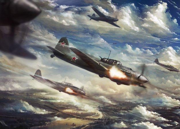 Впечатления от Ил-2 Штурмовик: Битва за Сталинград