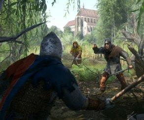 Суровые средневековые разборки вновом геймплейном видео Kingdom Come: Deliverance