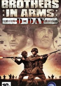 Brothers In Arms - D-Day – фото обложки игры