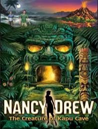 Nancy Drew: The Creature of Kapu Cave – фото обложки игры