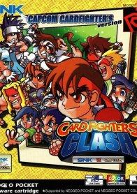 SNK vs. Capcom: Card Fighter's Clash - Capcom Cardfighter's Version