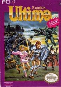 Ultima: Exodus – фото обложки игры