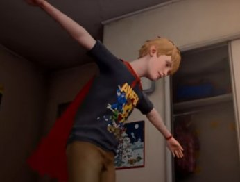 The Awesome Adventures of Captain Spirit. Релизный трейлер