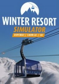 Winter Resort Simulator – фото обложки игры