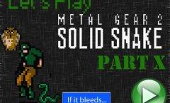 Lets Play Metal Gear 2. Часть 10