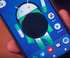 Google выпустила Android 8.1: правильный чизбургер, новая пасхалки и темный режим
