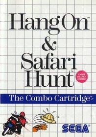 Hang-On & Safari Hunt