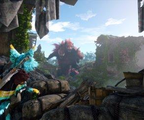 Biomutant все-таки не выйдет в 2018 году, но разработчики игры показали новый трейлер и скриншоты!