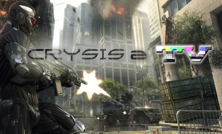 Дневники разработчиков Crysis 2 TV