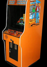 Iron Horse – фото обложки игры