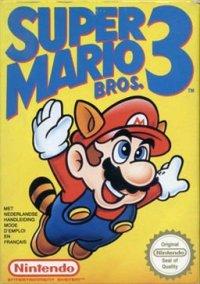 Super Mario Bros. 3 – фото обложки игры