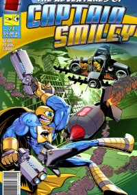 Comic Jumper: The Adventures of Captain Smiley – фото обложки игры