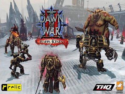 Warhammer 40.000: Dawn of War 2 – Chaos Rising. Геймплей