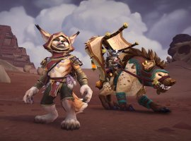 Вульперы из WoW: Battle for Azeroth танцуют как лисы в клипе Ylvis на песню What Does The Fox Say