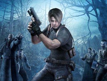 Серия игр Resident Evil