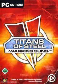Titans of Steel: Warring Suns – фото обложки игры