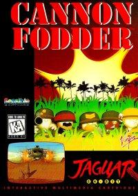 Cannon Fodder – фото обложки игры