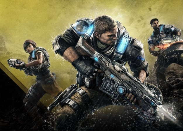 Рецензия на Gears of War 4