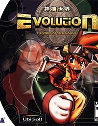 Evolution: The World of Sacred Device – фото обложки игры