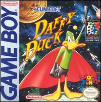 Daffy Duck: The Marvin Missions – фото обложки игры