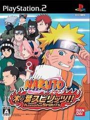 Naruto: Konoha Spirits – фото обложки игры