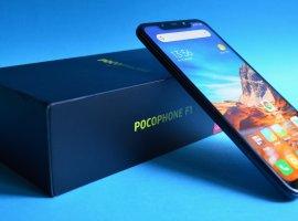 Xiaomi Pocophone F1 обновился доAndroid10