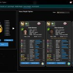 Скриншот MMA Team Manager – Изображение 3