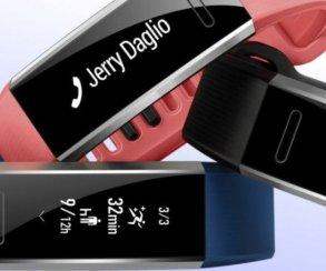 Huawei представила свой фитнесс-трекер Band 2 Pro с GPS модулем
