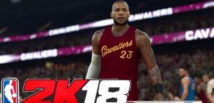 NBA 2K18. Первый взгляд