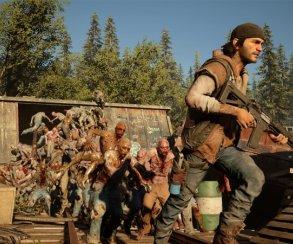 Журналисты Game Informer попытались уничтожить толпу зомби вDays Gone. Получилось сбольшим трудом