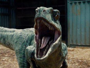 Каким мог быть «Парк юрского периода4»? Человекоподобные динозавры игенетически измененный спецназ