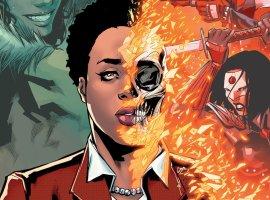 В комиксе Suicide Squad Аманду Уоллер раскрыли с неожиданой стороны