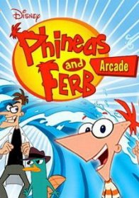 Phineas and Ferb Arcade