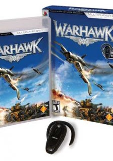 Warhawk (Headset Bundle)