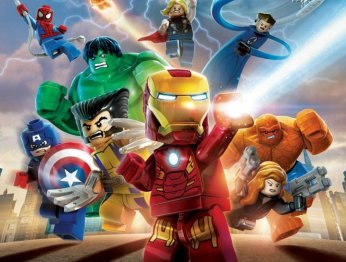 Рецензия на LEGO: Marvel Super Heroes