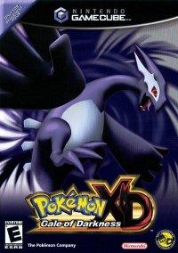 Pokémon XD: Gale of Darkness – фото обложки игры