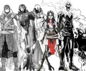 Капитан Америка иДоктор Стрэндж? Тор иЖелезный человек? Новый комикс Marvel огибридах супергероев